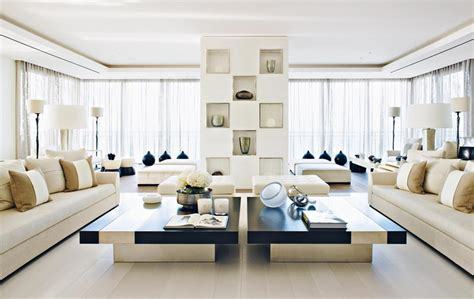Famous Interior Designers Kelly Hoppen Archilivingcom