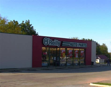 O'reilly Auto Parts In Holdenville, Ok