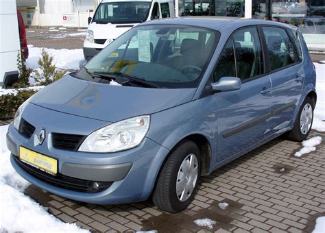 renault scenic 2002 specifications renault scenic 1 6 2002 auto images and specification