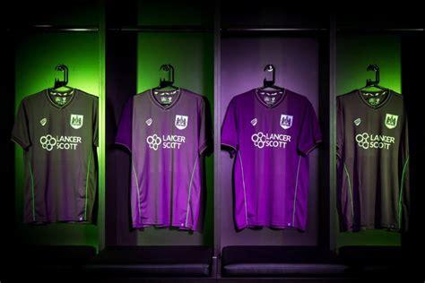 Camiseta suplente Bristol Sport del Bristol City 2017/2018