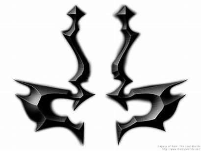 Symbol Raziel Metal Symbols Kain Legacy Lost