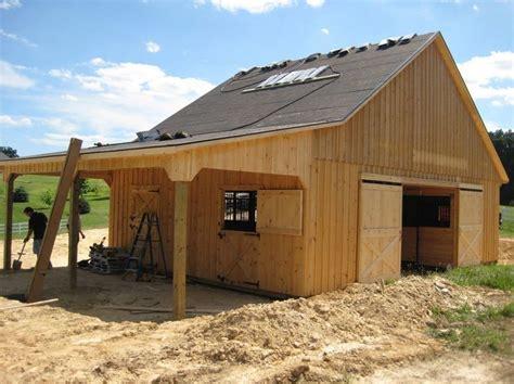 project horse barn plans  living quarters horses pinterest horse barn plans barn