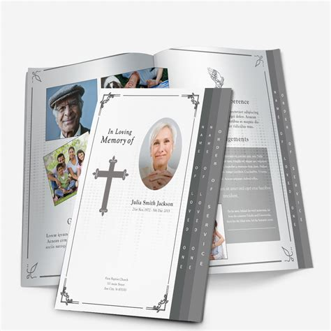 buy obituary template