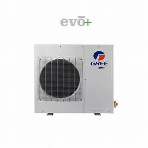 Manual And Guide For Gree 12000 Btu Split Ac Outdoor Unit