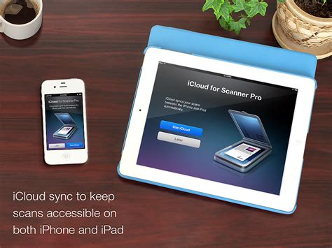 scanner app for iphone scanner pro updated with icloud integration reved