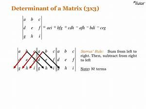 Inverse Matrix Berechnen 3x3 : inverse matrix determinants ~ Themetempest.com Abrechnung