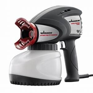 Wagner Airless Sprayer Plus : wagner power painter plus optimus handheld paint sprayer ~ Dailycaller-alerts.com Idées de Décoration