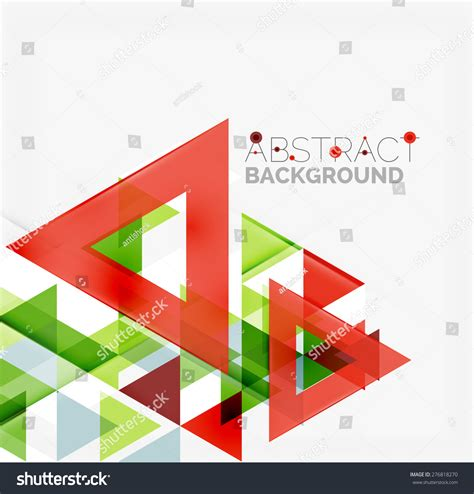 Abstract Shapes Overlapping by Abstract Geometric Background Modern Overlapping