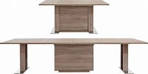 Esstisch Für 2 Personen : kulissen esstisch ausziehbar eiche 160 320 cm in 3 ~ Lizthompson.info Haus und Dekorationen