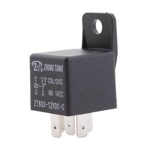 Pin Spdt Contact Automotive Change Over Relay