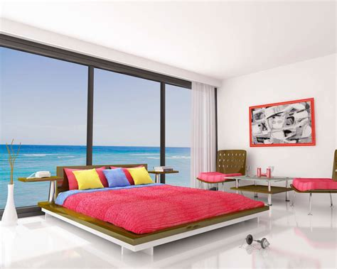Simple Bedroom Designs For Square Rooms  Dream House