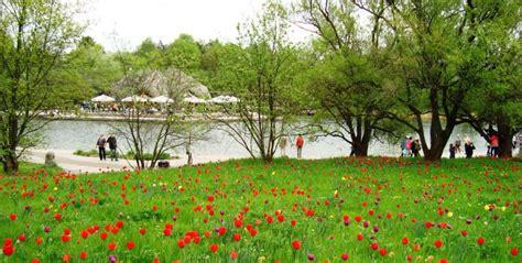 Britzer Garten Wasser by Britzer Seeterrassen Im Britzer Garten Fr 252 Hst 252 Ck Im