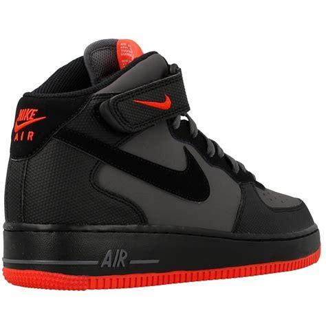 Nike Nike Air Force 1 Mid '07 Dk Grey Blackbright