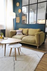 mon nouveau tapis berbere jeu concours blueberry home With tapis berbere avec canapé club noir