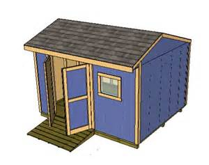 saltbox shed plans storage shed plans