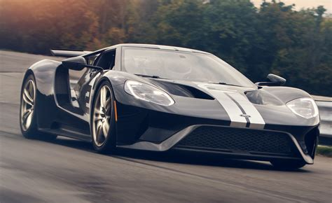 The 216-mph Ford Gt Is The Fastest Production Ford Ever