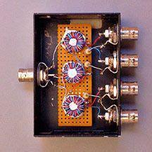 port box home brew antenna splitter ham radio ham