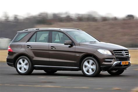 We have almost everything on ebay. Mercedes-Benz ML 350 BlueTEC 4Matic (2012) Autotest