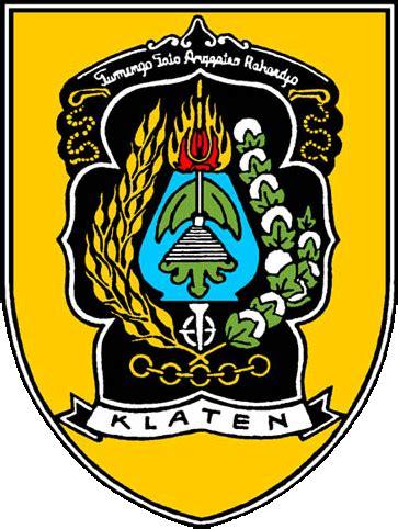 lambang kabupaten klaten klaten