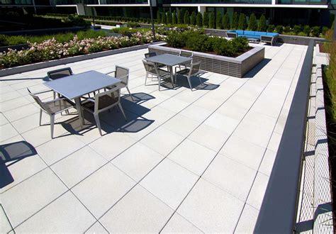 Roofing Plaza Pavers & Paver Pedestal System