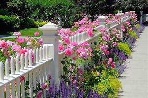 25, Garden, Fences, In, Varied, Styles, And, Materials