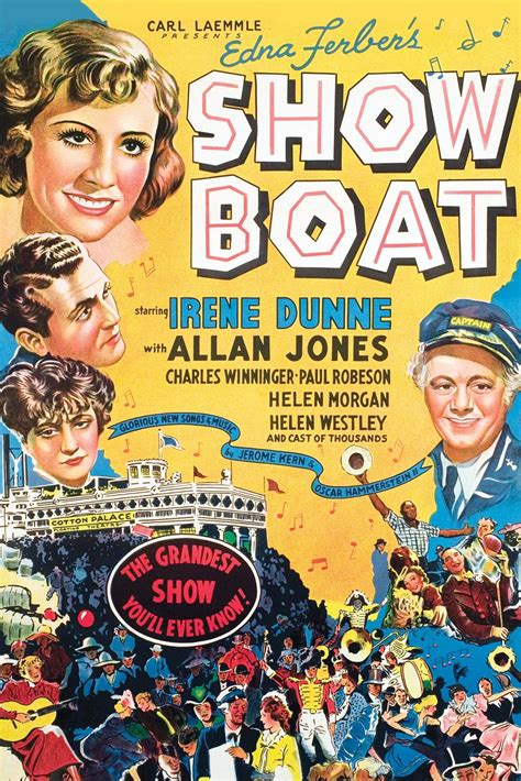 Show Boat Cast by Show Boat Cast And Crew Tv Guide