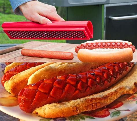SlotDog Cuts Slots Into Your Hot Dogs So They Cook