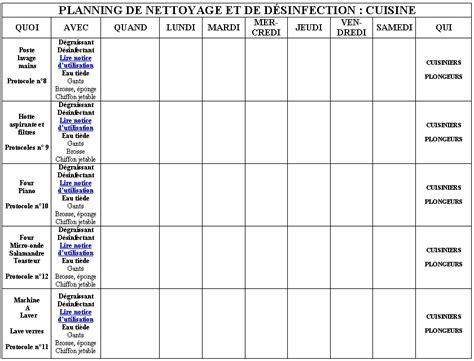 plan de nettoyage cuisine collective plan de nettoyage cuisine collective ohhkitchen plan de