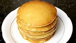 receta de panqueques tortitas para desayunos