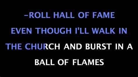 Rap God (instrumental)  Eminem (karaoke  Scrolling Ly