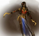 17 Best images about Nubia... Wonder Woman's twin sister ...