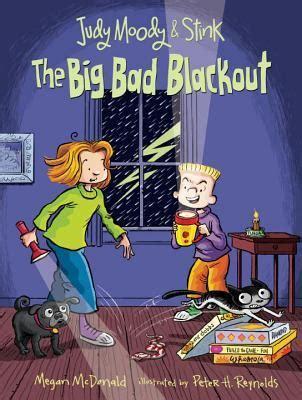 big bad blackout judy moody stink   megan mcdonald reviews discussion bookclubs