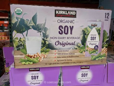 About our sf bay coffee coupons. Kirkland Signature Organic Plain Soy Non-Diary Beverage