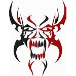 Tribal Tattoo Skull Tattoos Tribe Freepngimg