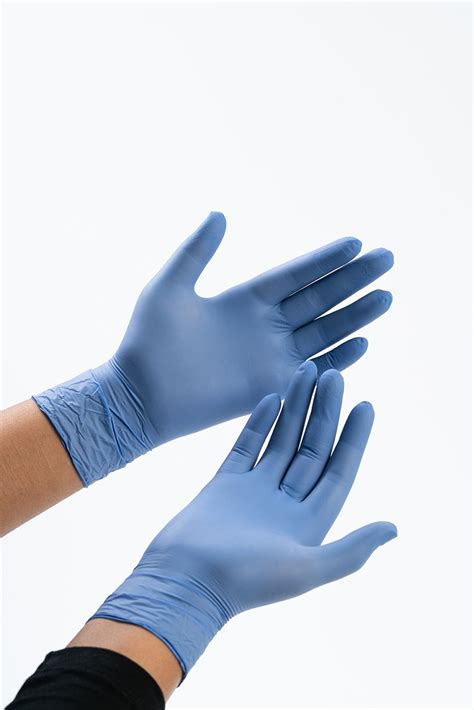 dmc medical nitrile gloves xsmall safety  medical services