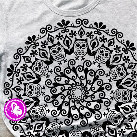 Below i have collected 20 free mandala svg files for you to download and create with. Pinterest