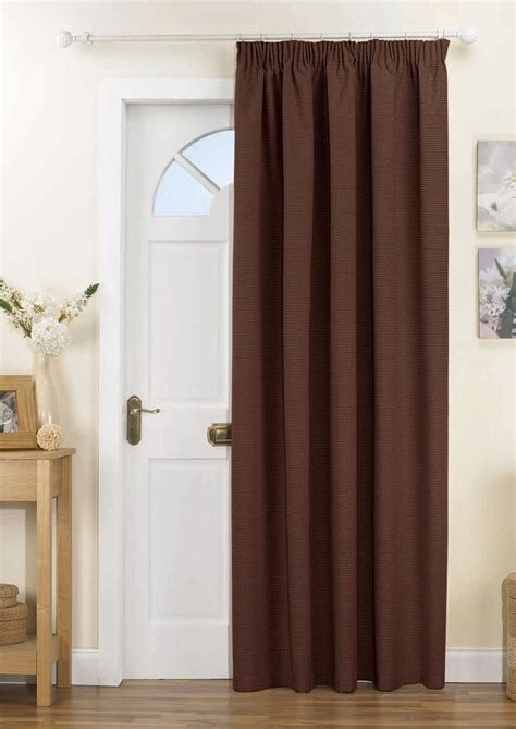 Thermal Door Curtains  Curtain Ideas