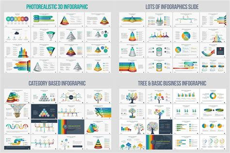Ppt Template Business Infographic Presentation Powerpoint Template 66111