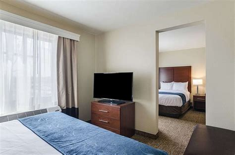 comfort suites denver  downtown