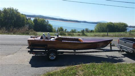 Speed Boats For Sale In Tennessee by 18ft6 Mayhaogany Boat And Trailer For Sale Power Boat