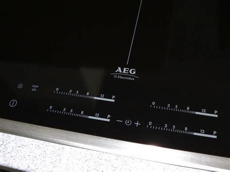 Aeg Induktionskochfeld Bedienungsanleitung by Aeg 88032k Mn Induktion Kochfeld Orig 1698