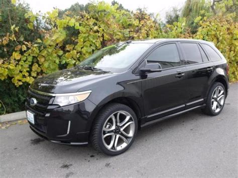 ford edge  sale pricing features edmunds