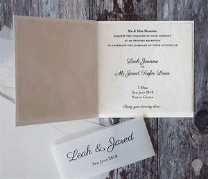 how to make gorgeous vellum wedding stationery With wedding invitation vellum inserts
