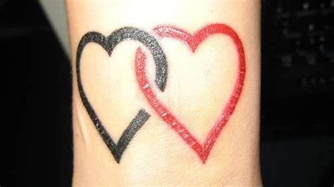 Idées De Dessins 85 Tatouages De Coeurs
