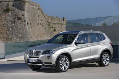 2018 Bmw X3 Performance Review The Car Connection
