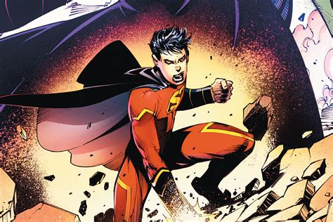 ICYMI: 'New Super-Man' Re-Introduced The Oldest DC Character