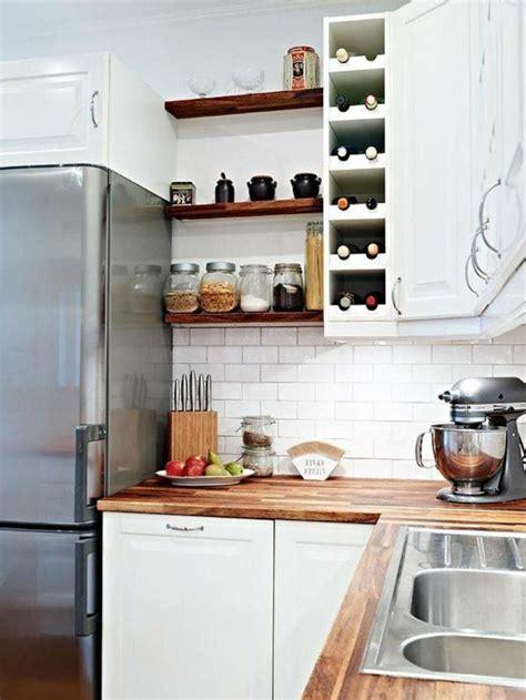 meuble range bouteille cuisine meuble de cuisine rangement la minute dco les rangements