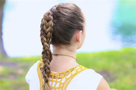 How To Pack Braids Into Different Styles
