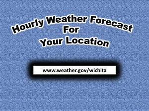 How to obtain your local NWS Hourly Forecast