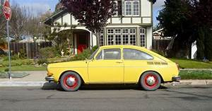 The Street Peep  1970 Volkswagen Type Iii Fastback
